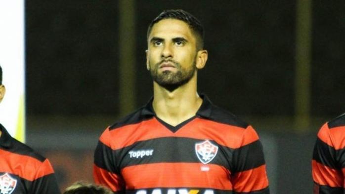 Atacante foi destaque no Vitória na temporada passada (Crédito: Reprodução)