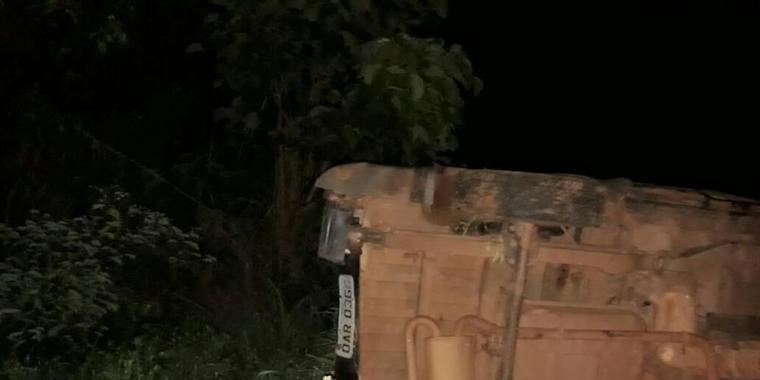 Garoto de 10 anos morre em acidente com menor dirigindo