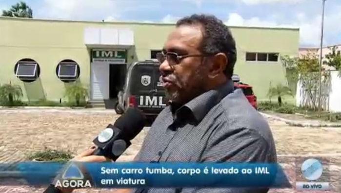 Antônio Nunes (Crédito: Rede Meio Norte)