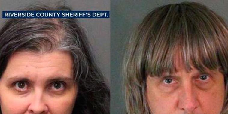 Casal é preso por manter 13 filhos acorrentados nos EUA