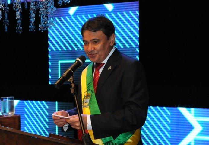 Governador Wellington Dias  (Crédito: Paulo Barros)