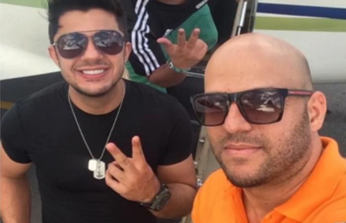 Cristiano Araújo e Ronaldo Miranda