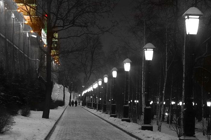 """""""Dia"""" em Moscou  (Crédito: Reprodução )"""