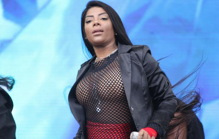 Ludmilla defende funk acusado de apologia a estupro em rede social