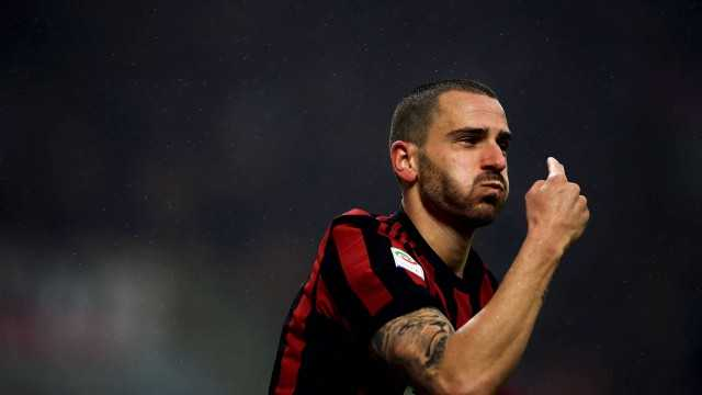 Zagueiro Bonucci, do Milan, é sonho de consumo do Real Madrid