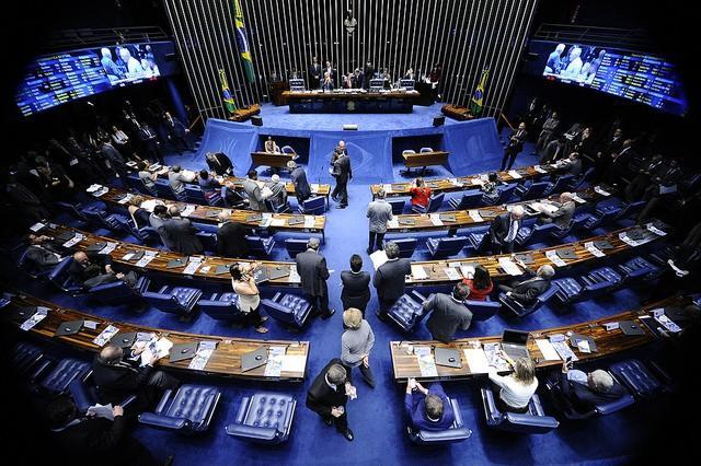 Senado Federal (Crédito: Marcos Oliveira, Agência Senado)