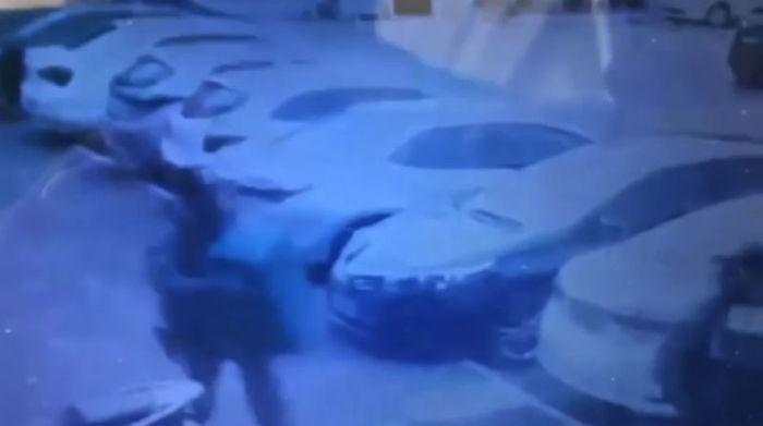 Cerca de R$ 300 mil sumiram após o assalto (Crédito: Reprodução )
