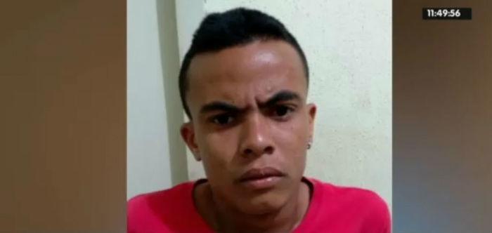Reginaldo Alves da Silva Filho, executado com 18 tiros (Crédito: Rede Meio Norte)
