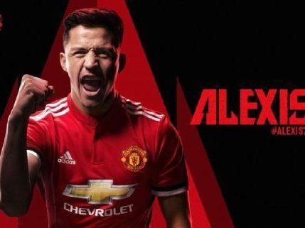 Manchester United anuncia a contratação de Alexis Sánchez