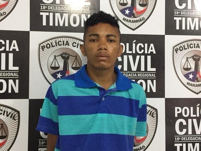 Ismael da Silva Miranda (Crédito: Divulgação/Polícia Civil)