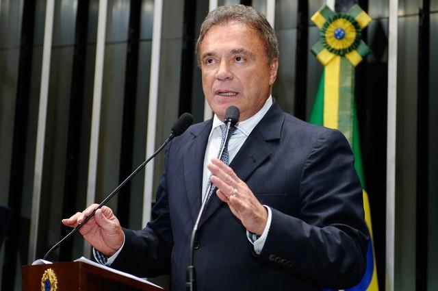 Alvaro Dias (Crédito: Waldemir Barreto/Agência Senado/Arquivo)