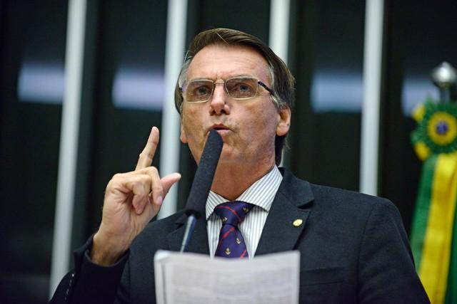 Jair Bolsonaro (Crédito: Nilson Bastian/Câmara dos Deputados/Arquivo)