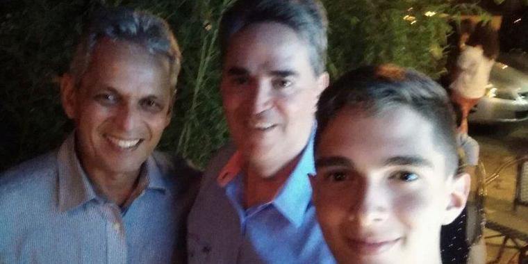 Postagem indica viagem de Rueda para acertar com seleção do Chile