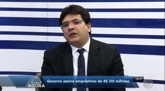Secretário de Fazenda, Rafael Fonteles (Crédito: Reprodução )