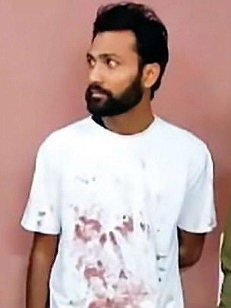 Pritesh Patel não confessou o crime (Crédito: Reprodução/Daily Mail)