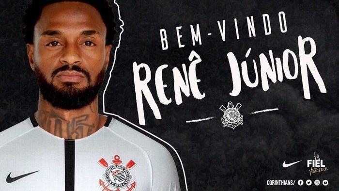 Renê Júnior (Crédito: Reprodução)