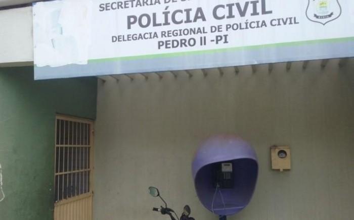 Delegacia de Polícia Civil de Pedro II