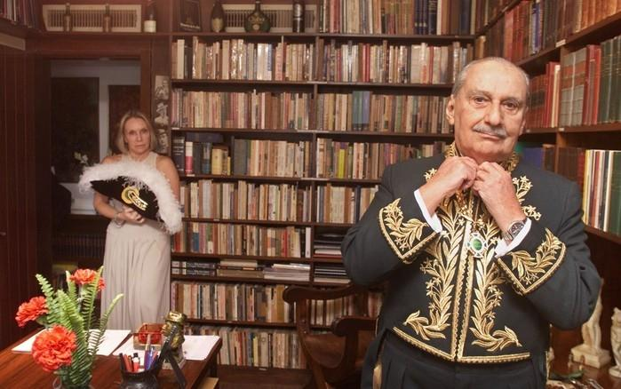Morre Carlos Heitor Cony aos 91 anos no Rio