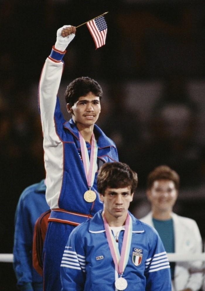 Campeão olímpico de boxe é acusado de abuso sexual