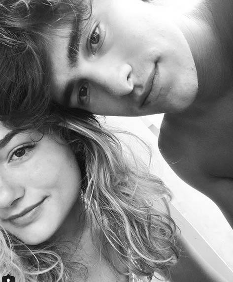 Sasha Meneghel e Bruno Montaleone (Crédito: Reprodução/ Instagram)