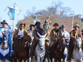 Cavalgada da Missão foi realizada em Aroazes