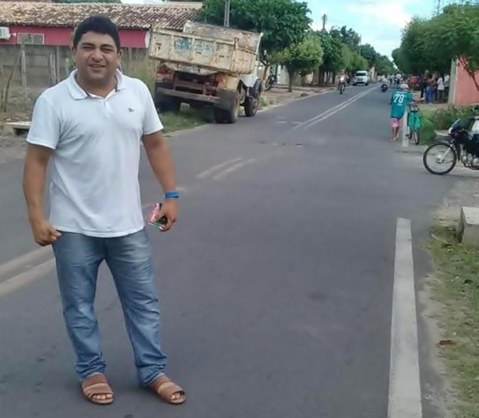 Vereador Willian da Loto (Crédito: Reprodução)