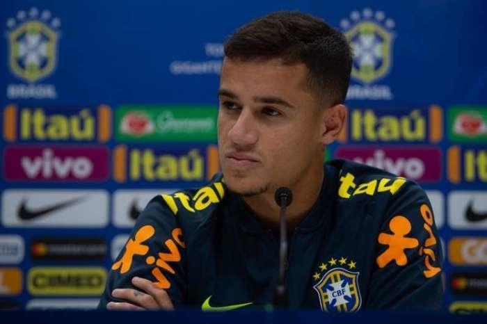 Philippe Coutinho (Crédito: Reprodução )
