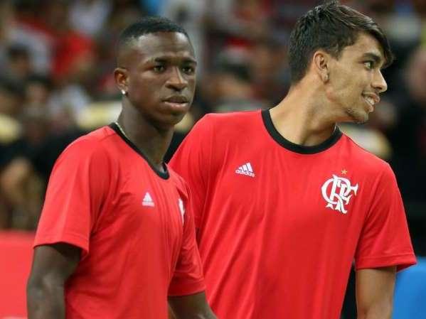 Flamengo chegará a R$ 193,3 mi em venda de jogadores em 2018