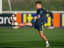 Coutinho se vê mais experiente após Copa: 'É um torneio exigente'
