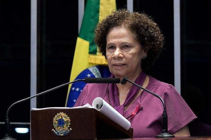 Regina Sousa  (Crédito: Waldemir Barreto/Agência Senado)