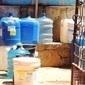 População volta a sofrer com a falta d'água há vários dias
