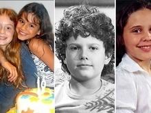 Confira a lista de famosos que estão na TV desde crianças
