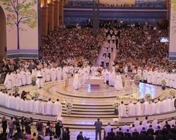 Igreja pede solidariedade e união contra discriminação em Aparecida