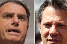 Filho de Bolsonaro posta vídeo fake de Haddad e TSE mandar retirar