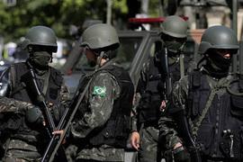 Piauí foi o estado que recebeu maior presença das Forças Federais
