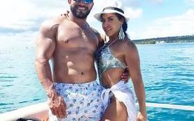 Ex-BBB Priscila Pires reclama de assédio ao marido: 'Ficam loucas'