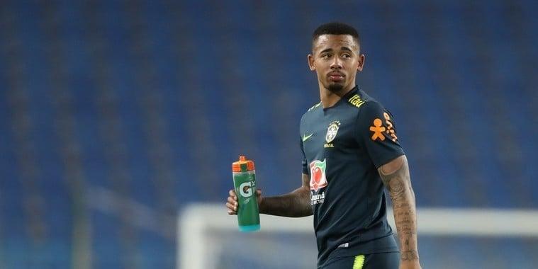 Gabriel Jesus comanda o ataque do Brasil diante a Arábia Saudita