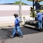 Obras de asfaltamento são retomadas em União