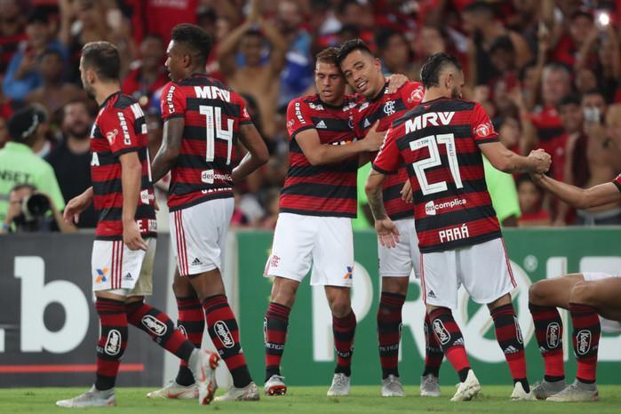 (Crédito: Gilvan de Sousa / Flamengo)