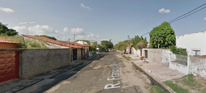 Rua Francisco Mendes - Porquanto (Crédito: Google Maps)