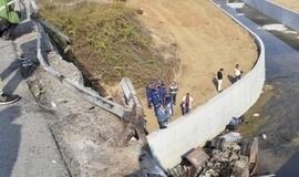 Transporte cai em rio matando 22 imigrantes ilegais na Turquia