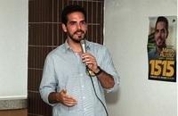 Marco Aurélio Sampaio à PMT pelo MDB