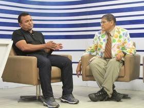 Fábio Abreu agradece expressiva votação: 'Avaliação positiva'