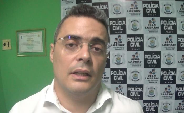 Delegado Thales Gomes (Crédito: Reprodução/TVMN)