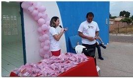 Evento Campanha Outubro Rosa