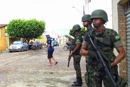 PI:73 municípios vão receber reforço de tropas federais no 2° turno