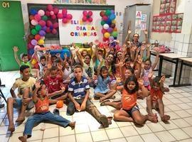 Prefeitura festeja dia das crianças na zona rural