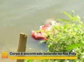 Corpo de homem é encontrado boiando nas margens do Rio Poti