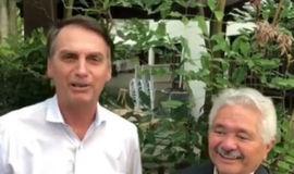 Após derrota, Elmano Férrer vai até Bolsonaro e declara seu voto