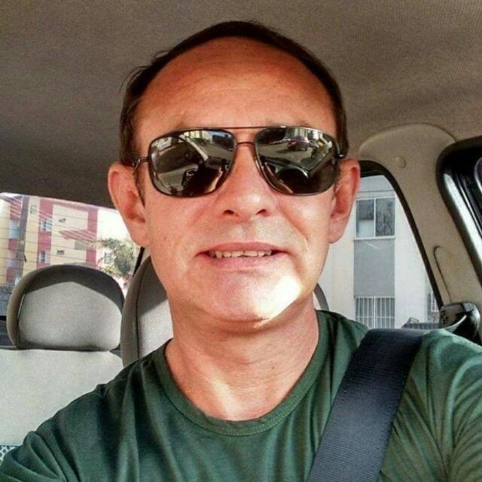 Carlos Roberto Faleiro da Silva (Crédito: Reprodução/Arquivo Pessoal)